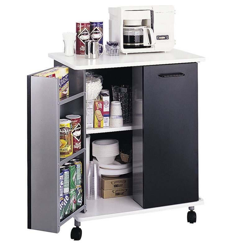 Kitchen Fittings Companies In Botswana: Safco Products Kitchen Cart & Reviews