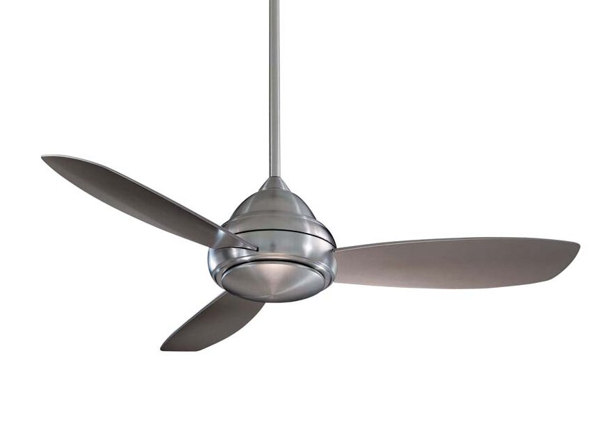 Minka aire 44 concept i 3 blade led ceiling fan with remote 44 concept i 3 blade led ceiling fan with remote aloadofball Choice Image
