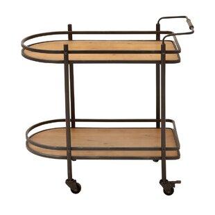 Mobile Bar Cart
