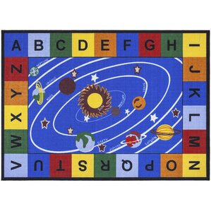 Childrenu0027s Educational Area Rug