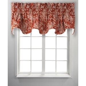 Heitman Lined Scallop 70″ Window Valance