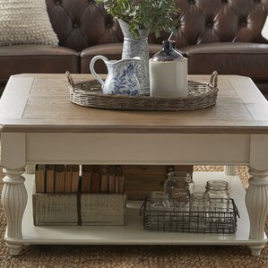 Quevillon Coffee Table by Lark Manor