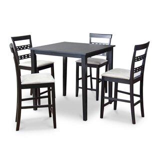 Calla 5 Piece Counter Height Dining Set