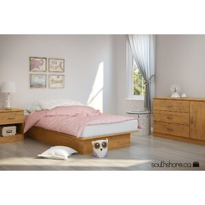 Libra Twin Platform Configurable Bedroom Set by South Shore
