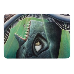 Jonah by Graham Curran Bath Mat