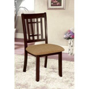 Kinzey Upholstered Dining Chair (Set of 2)