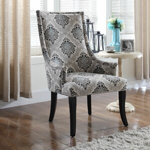 Floral Accent Chairs You\'ll Love | Wayfair