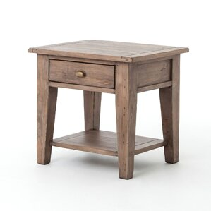 Wilmore End Table by Laurel Foundry Modern Farmhouse