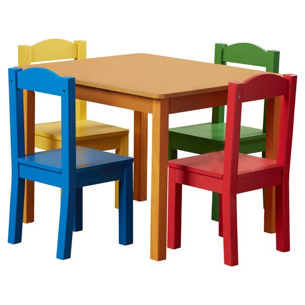 sc 1 st  Wayfair & Kidsu0027 Table and Chairs Youu0027ll Love | Wayfair