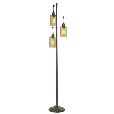 Farmhouse Amp Rustic Floor Lamps Birch Lane