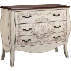 Fiona 3 Drawer Accent Chest