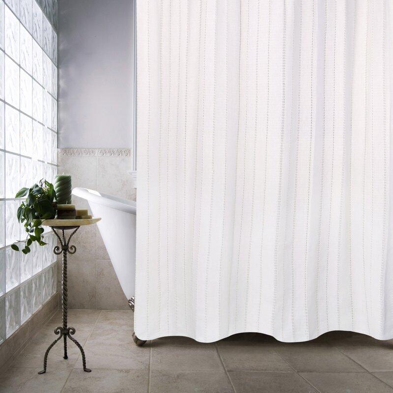 terry cloth shower curtain. Metro Farmhouse Cotton Eyelet Chain Shower Curtain Park B Smith Ltd