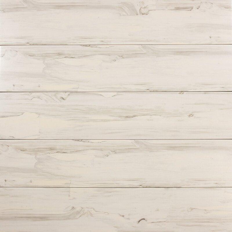 Artisan Wood 8 X 40 Ceramic Wood Look Tile In White Oak Joss Main