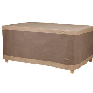 Elegant Rectangular Patio Table Cover