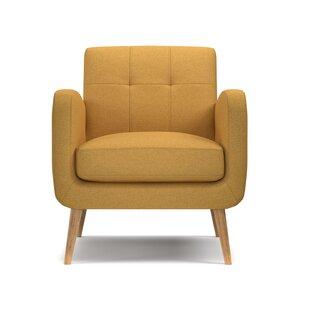 Yellow Accent Chairs Youu0027ll Love   Wayfair