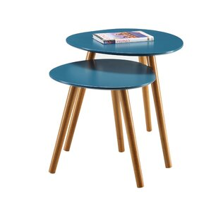 corner tables furniture. phoebe 2 piece nesting tables corner furniture