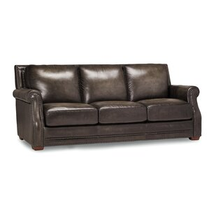 Paris Leather Sofa by Sofas to Go