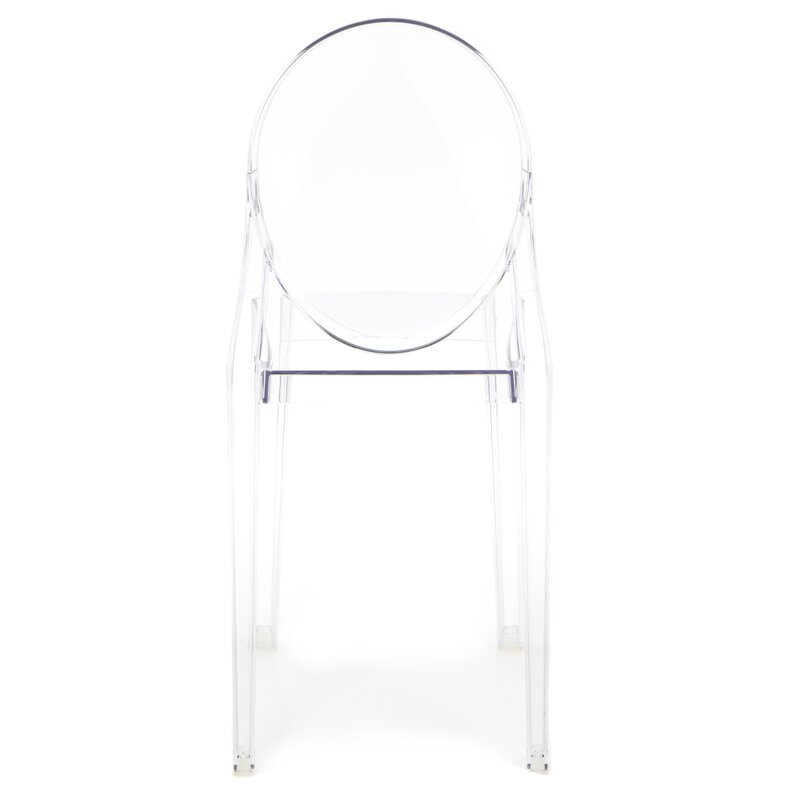 Ordinaire Victoria Ghost Side Chair