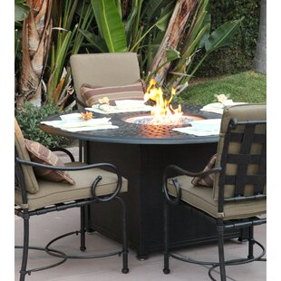 Fairmont Fire Pit Table