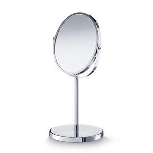 Ablage Schminkspiegel Standspiegel Möbel & Wohnen Mobiler Stand Schmink Spiegel Doppel Seitig