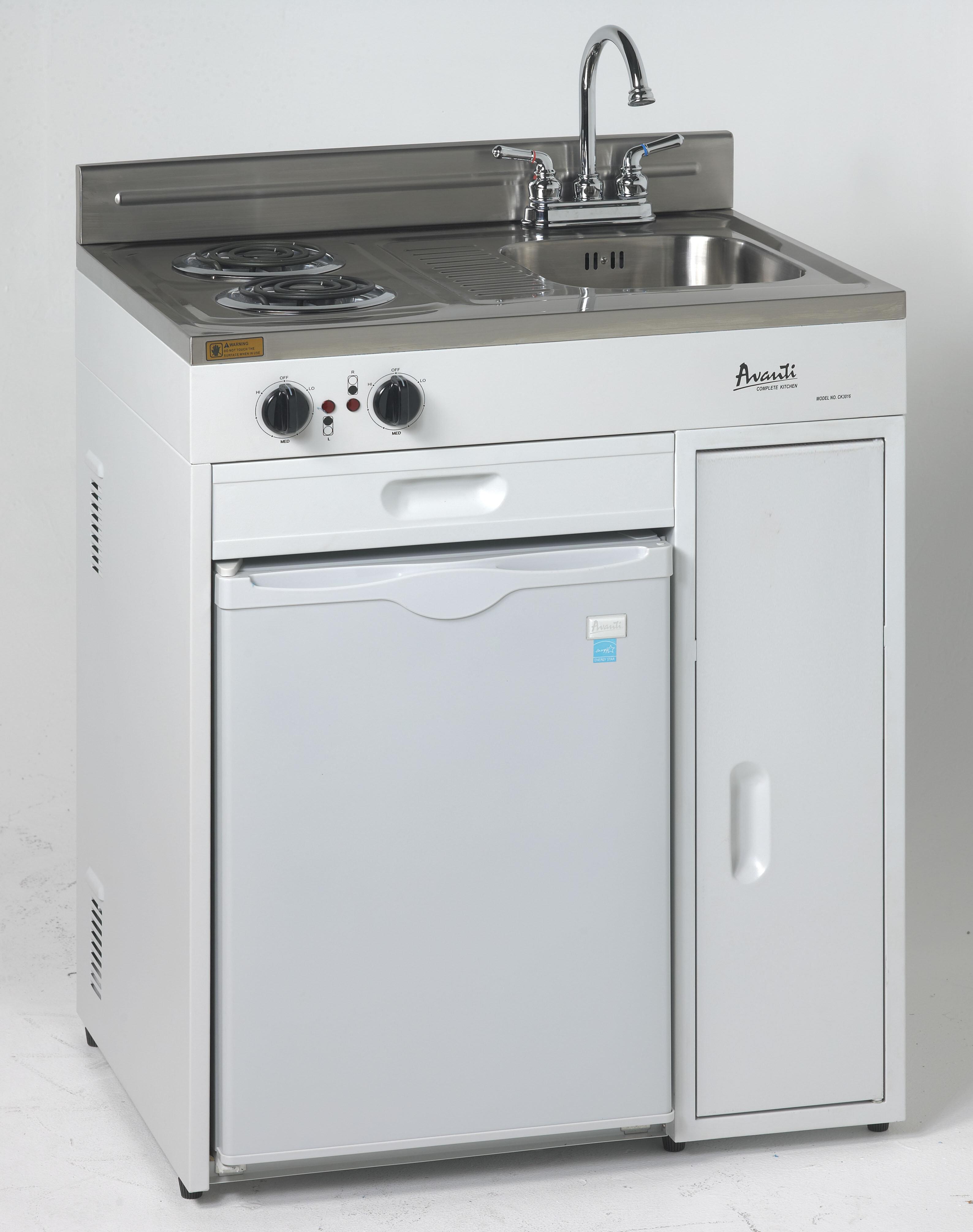 2.2 cu. ft. Undercounter Refrigerator