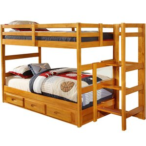 Franklin Twin over Twin Bunk Bed by Cambridge