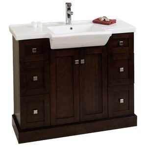 Farmhouse Bathroom Vanities You 39 Ll Love