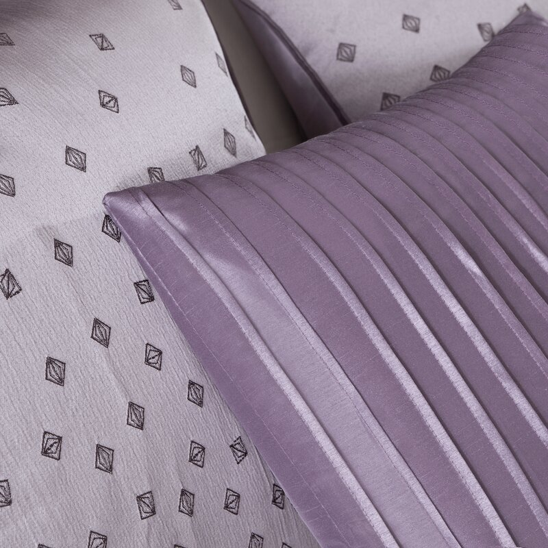6 Piece Duvet Cover Set Amp Reviews Allmodern