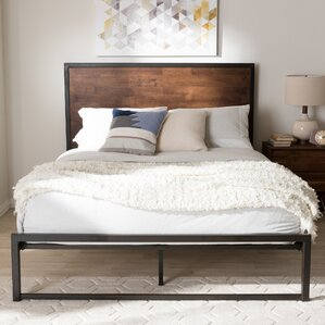 Rustic Beds You Ll Love Wayfair