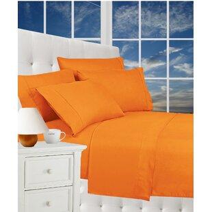 Orange Sheets Youu0027ll Love | Wayfair