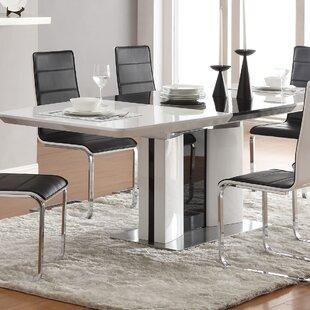 Modern Plastic / Acrylic Dining + Kitchen Tables | AllModern