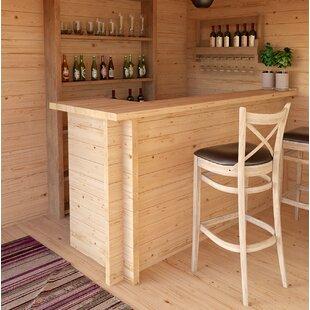 Indoor Home Bars And Bar Sets | Wayfair.co.uk