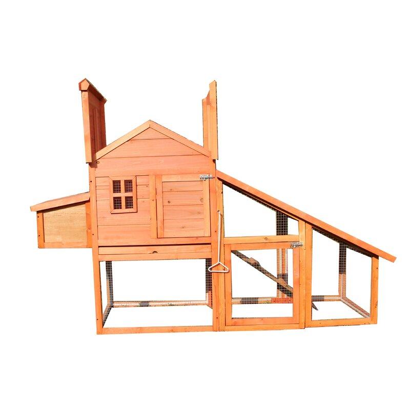 Tucker Murphy Pet Carley Chicken House & Reviews | Wayfair