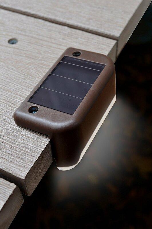 Arthur Automatic Rechargeable Solar Led 1 Light Outdoor