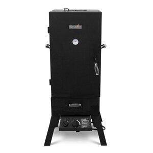 Vertical Gas Smoker & BBQ Oven