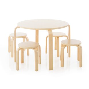 Modern Kids Table Chair Sets Allmodern - One-hundred-triangles-stool