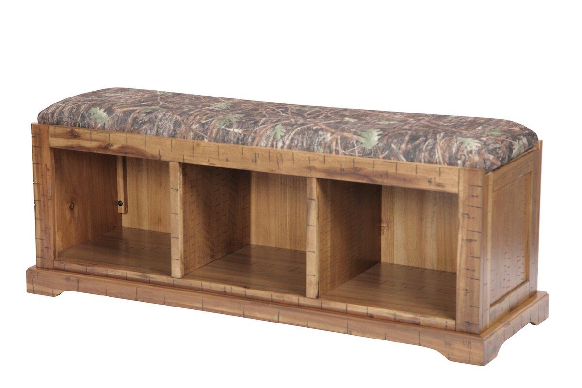 loon peak jayden solid wood hall storage bench reviews. Black Bedroom Furniture Sets. Home Design Ideas