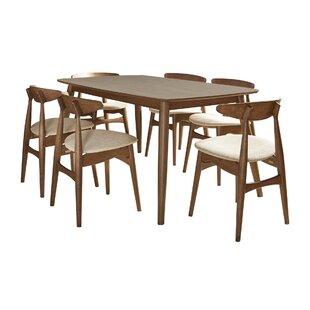 Caro 7 Piece Dining Set