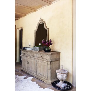 Campania Buffet Table