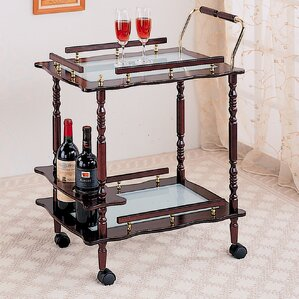 Offerman Bar Cart by Astoria Grand