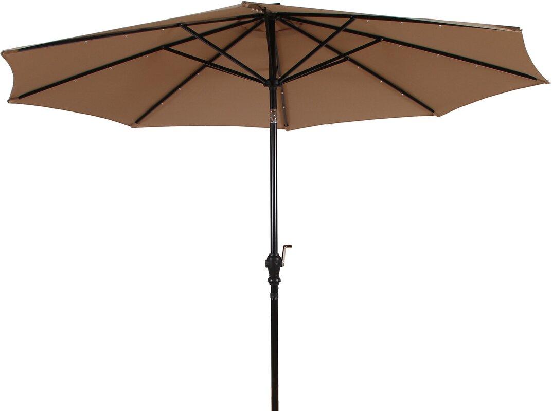 9 Lighted Umbrella Reviews
