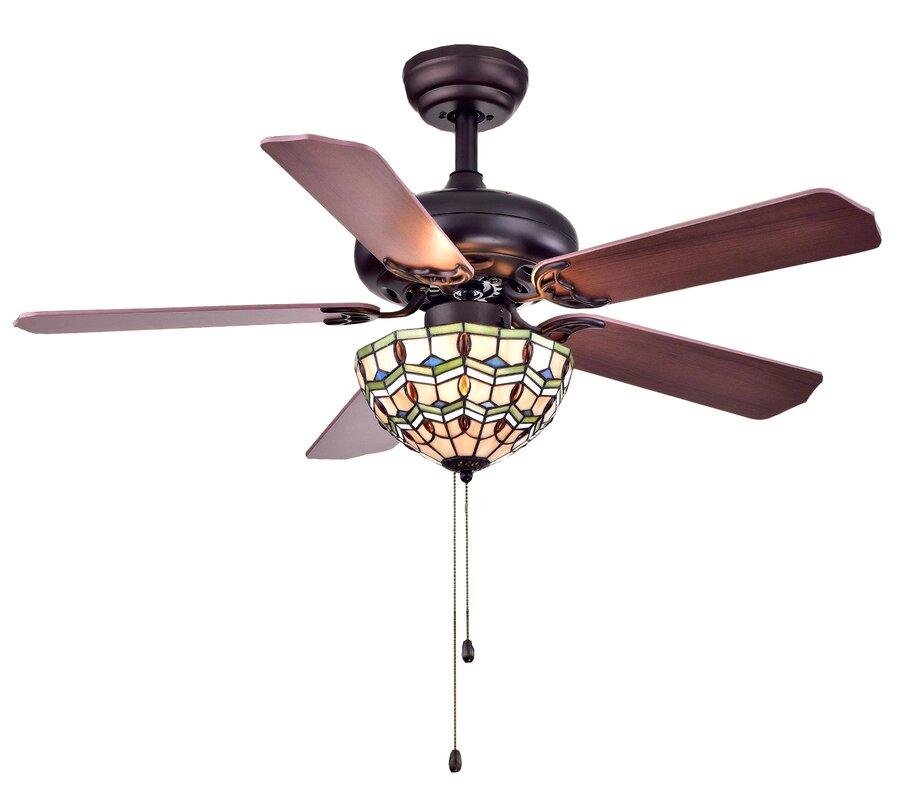 Ceiling fan light kits youll love wayfair doretta 3 light bowl ceiling fan light kit mozeypictures Choice Image