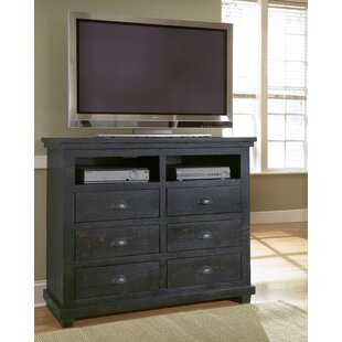 Black Bedroom Media Chests You\'ll Love | Wayfair