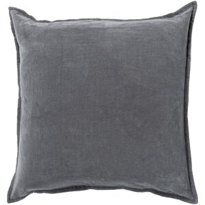 Bradford Smooth 100% Cotton Throw Pillow