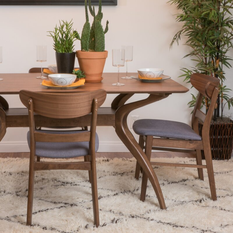Barroso Solid Wood Dining Chair
