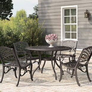 Four Person Patio Dining Sets You\'ll Love | Wayfair