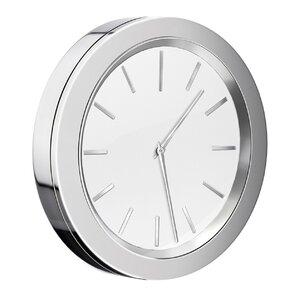 small bathroom clocks. Self Adhesive Bathroom Mirror Wall Clock Small Clocks  Wayfair