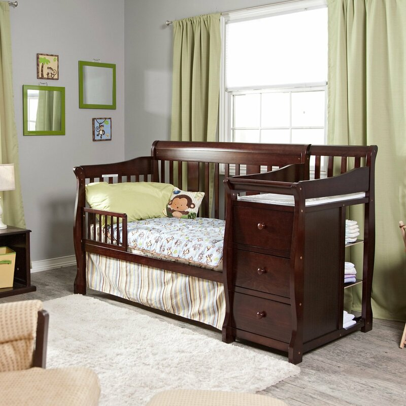 Storkcraft Portofino 4 In 1 Convertible Crib Amp Reviews