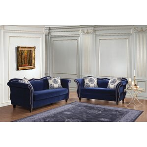 Emillio Configurable Living Room Set