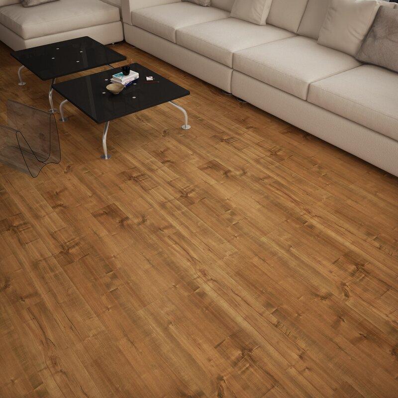 Serradon Dombrowski 8 X 48 X 12mm Maple Laminate Flooring In